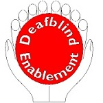 Deafblind-enablement logo